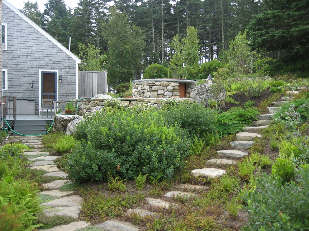Hupper Island. Maine