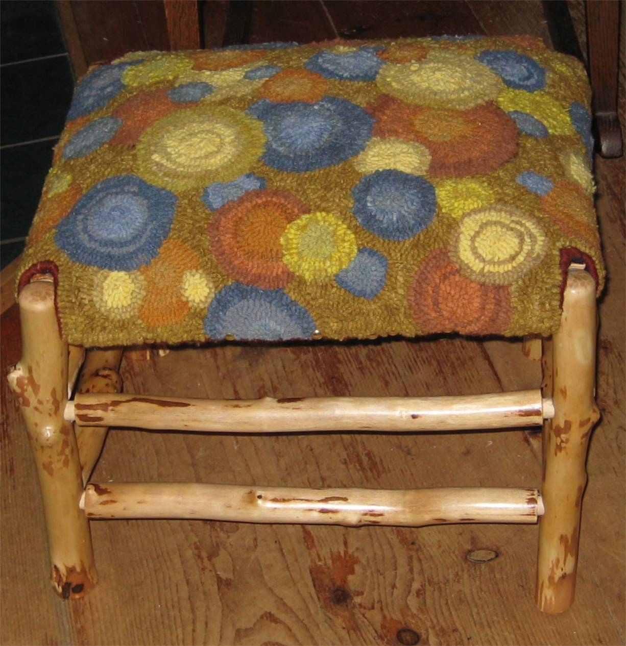 Janet's foot stool