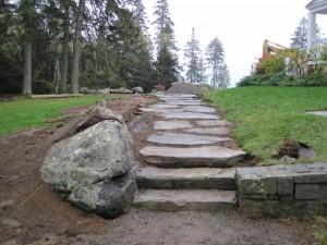 Tinsley process walkway