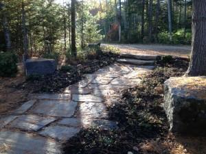 bourne walkway