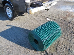 roll of trap wire